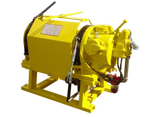 济南JQHS50*12-DS气动绞车(气缸刹车型)