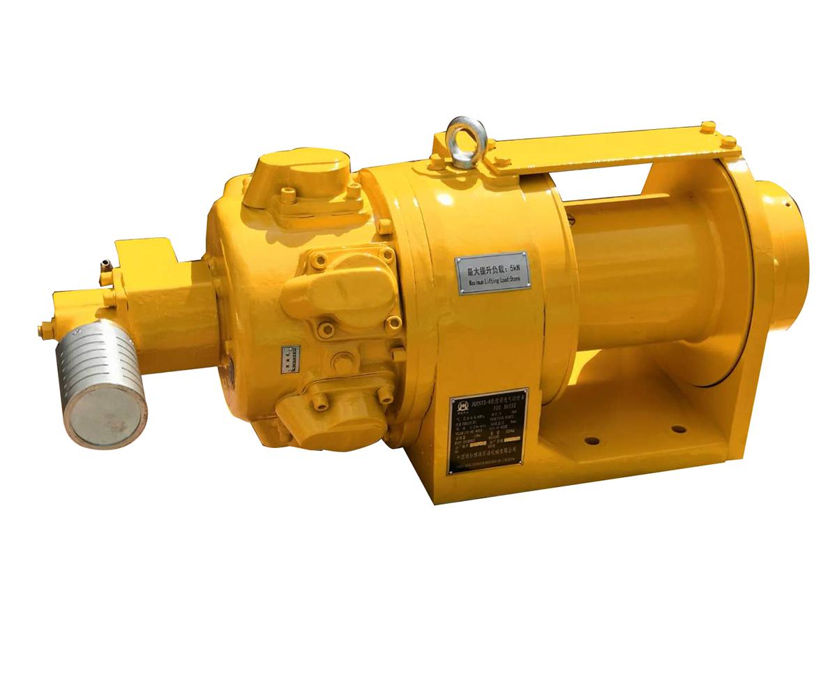 济南JQHS5-W气动绞车(远控调速型)