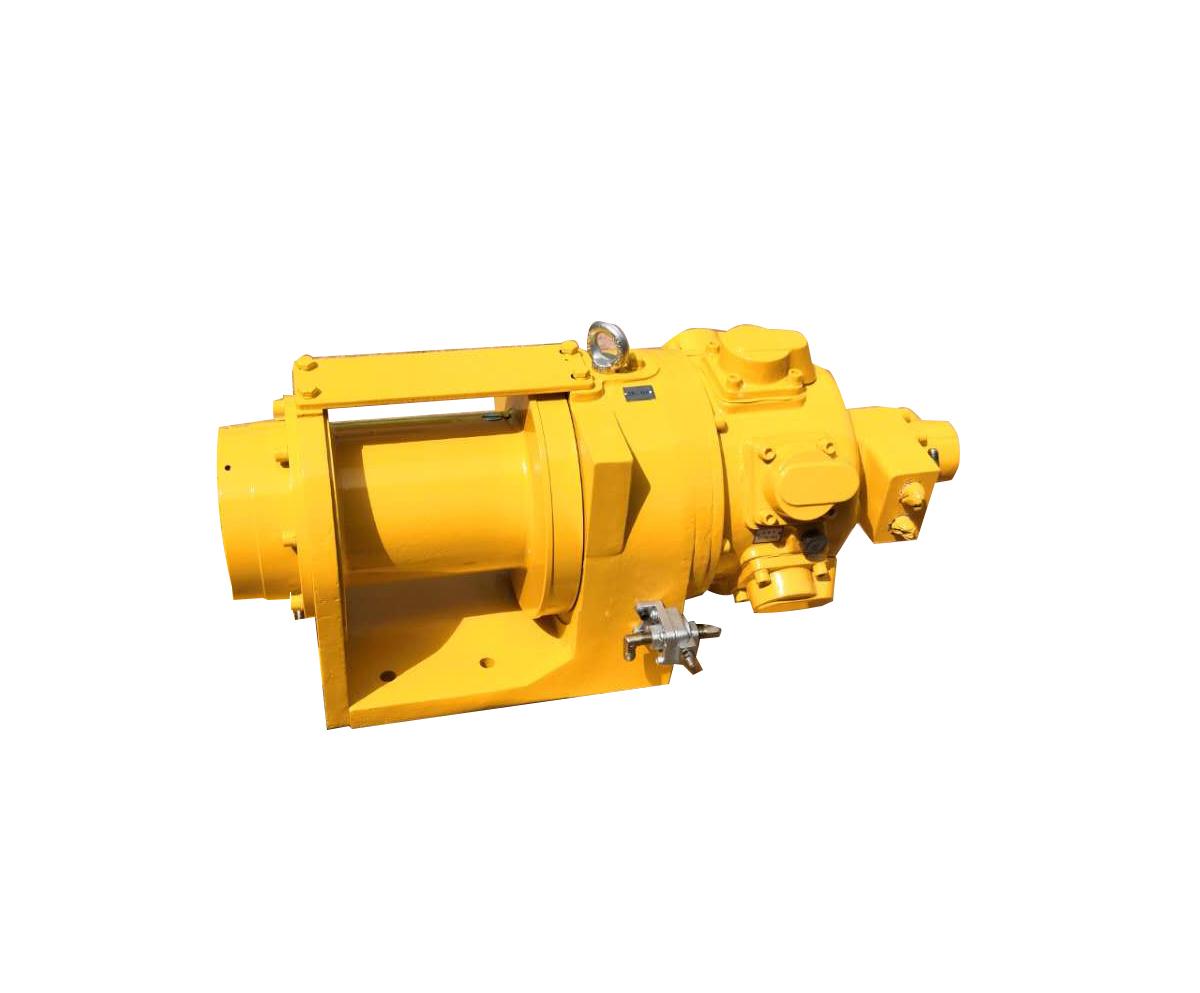 JQHSY-10*24远程控制气动绞车